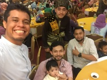 Bersama Chipi, Fahmi & Safi
